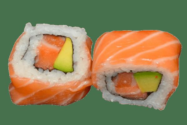 uramaki sandwich zushi sushi